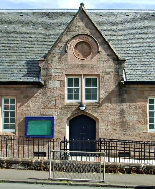 Former Gourock Central School