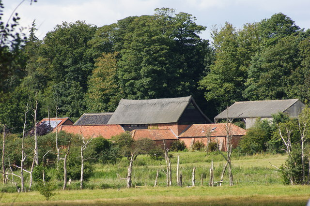 Bridge Farm, Dunwich