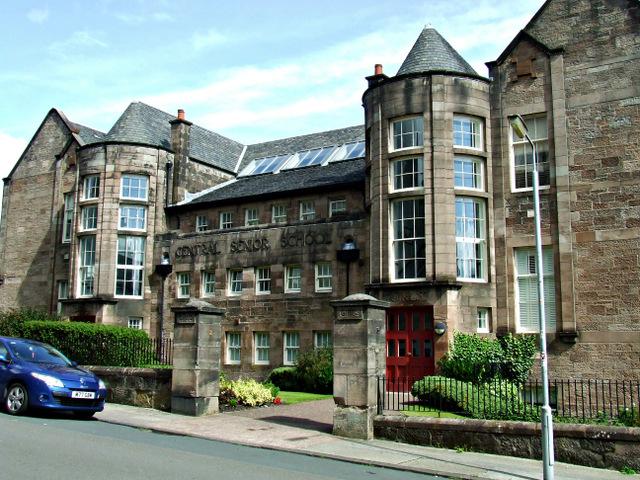 Former Gourock Primary School