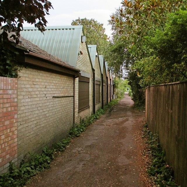 Between Hartington Grove and Blinco Grove