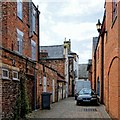 TF4609 : Little Church Street, Wisbech by Dave Hitchborne