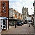 TF4609 : Little Church Street, Wisbech by Dave Hitchborne
