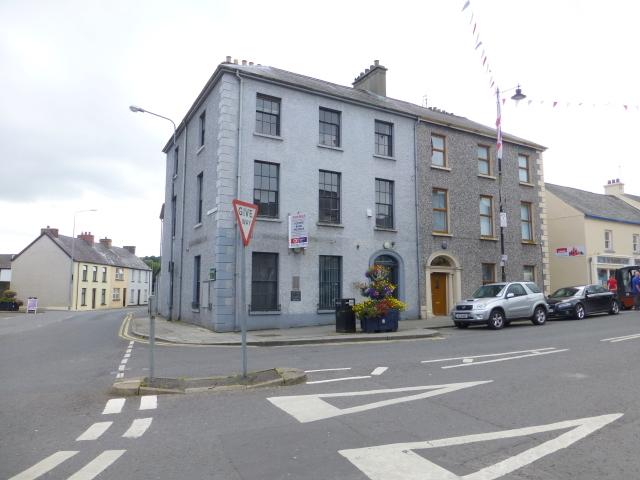 Former bank, Newtownstewart