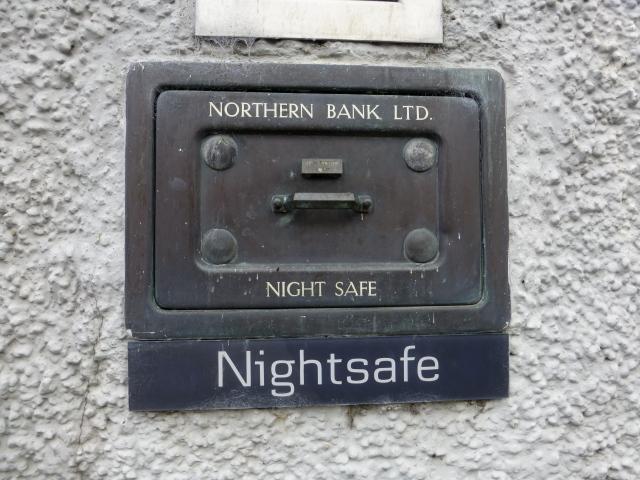 Nightsafe, Northern Bank