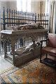 ST5545 : Tomb of Bishop Bekynton, Wells Cathedral by J.Hannan-Briggs