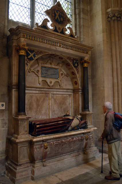 Monument to Bishop John Still, Wells Cathedral