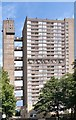 TQ3881 : Balfron Tower, Poplar by Julian Osley