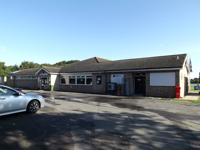 Bedford Athletic RUFC Building