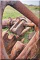 NC2574 : Disused Equipment by Mick Garratt
