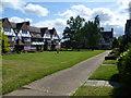 TQ1981 : Thanet Court, Queen's Drive by Marathon