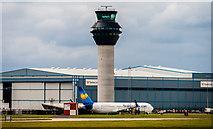 SJ8184 : Manchester Airport by Peter McDermott