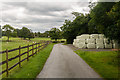 SJ8180 : Hollingee Farm by Peter McDermott
