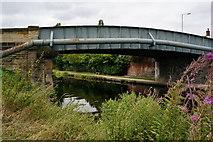 SE5023 : Cow Lane Bridge, Knottingley by Ian S