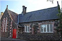 D3115 : The Old School House, Castle Street, Glenarm by Jo Turner