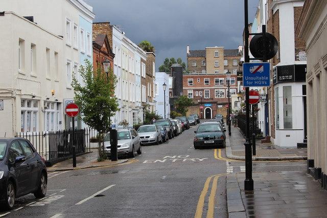 Hillgate Street