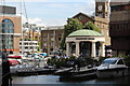 TQ3380 : Starbucks Coffee, St Katharine Docks by Oast House Archive