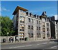 NJ9406 : New flats, King Street, Aberdeen by Bill Harrison