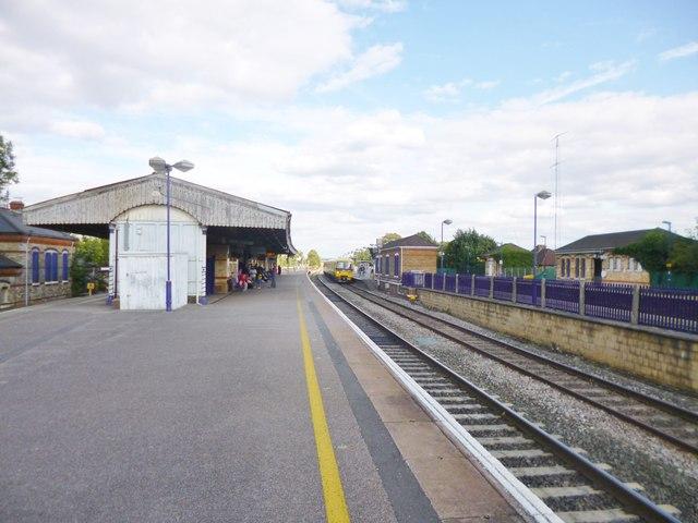West Drayton Station, Platform 4