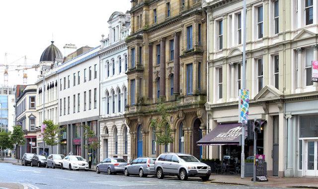 Royal Avenue, Belfast - August 2014(2)
