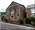 SS9093 : Former Tabernacle chapel in Blaengarw by Jaggery