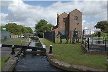 SO9988 : Oldbury Top Lock by Stephen McKay