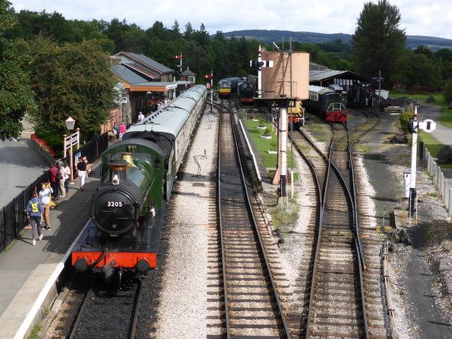 South Devon Railway - Buckfastleigh Station