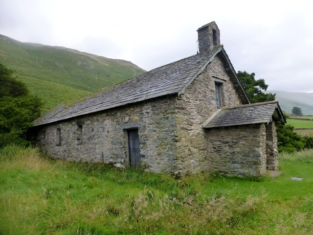 Old Church of St. Martin, Martindale