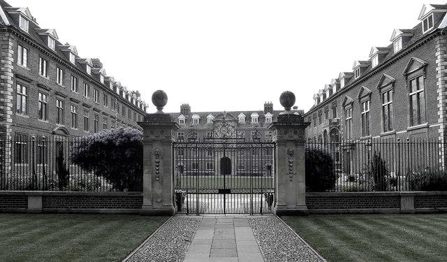 St Catharine's College - Cambridge