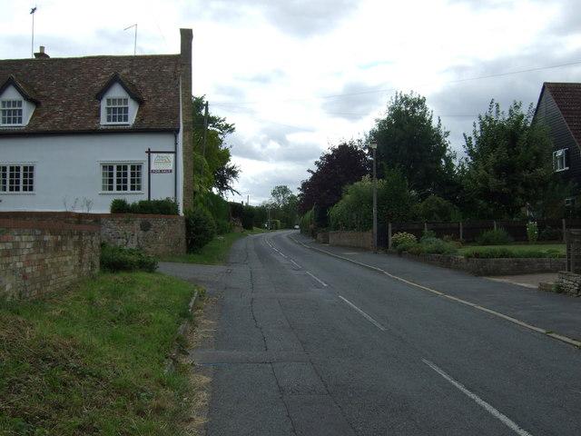 Mill Road, Wistow
