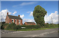 SJ7368 : House on Middlewich Road by Des Blenkinsopp