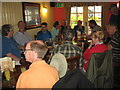 SU4208 : Eve of AGM 2014 Geographers in Hythe 2-Hants by Martin Richard Phelan