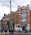 TQ3681 : Passmore Edwards Sailors Palace, Limehouse by Julian Osley