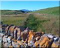 NC3968 : Dry Stone Wall, Balnakeil by Mick Garratt