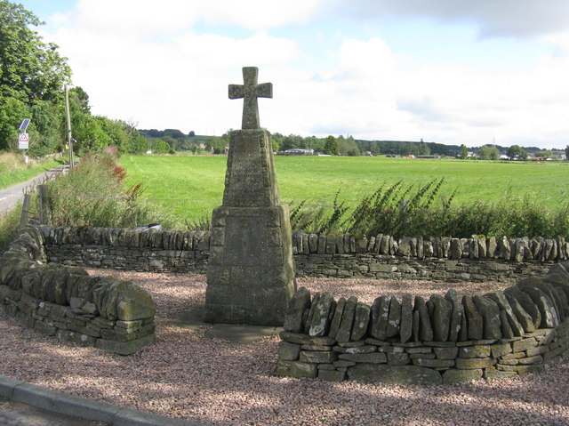Tealing War Memorial