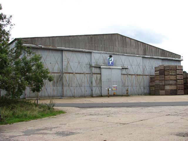 T2 aircraft hangar revisited