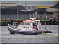 J3575 : Pilot boat 'Caledonia' at Belfast by Rossographer