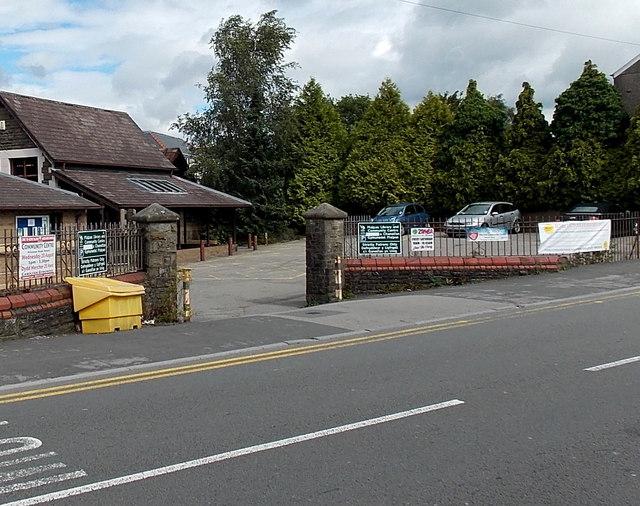 Various uses for Malpas Community Centre, Newport