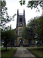 SK4195 : St Mary's Church, Greasbrough by Graham Hogg