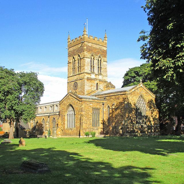 Northampton: St Giles