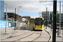 SD8913 : Rochdale:  The return of the trams by Dr Neil Clifton