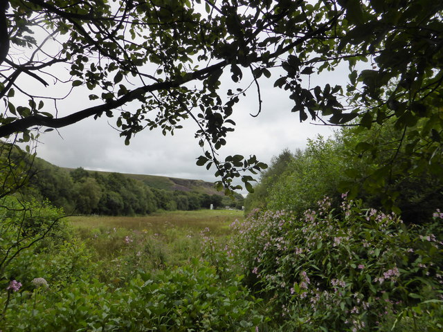 Heapey Reservoir no. 6 or 8? White Coppice