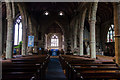 SO5924 : Interior, St Mary's church, Ross on Wye by Julian P Guffogg