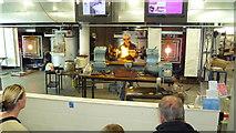 NZ4057 : Inside the National Glass Centre, Sunderland by Jeremy Bolwell