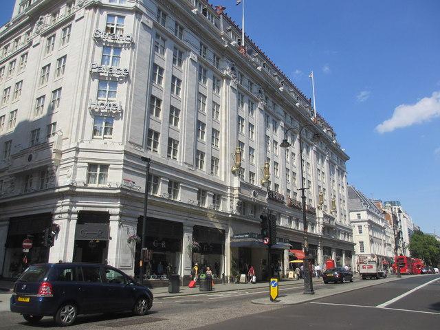 Strand Palace Hotel, WC2