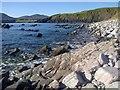 NC4068 : Coastline near Aodann Mhòr by Mick Garratt