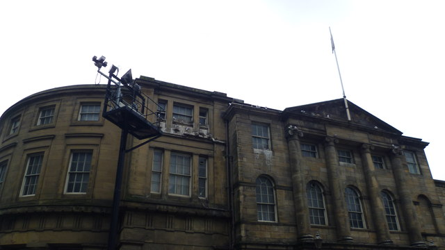 The old Guild Hall in Newcastle upon Tyne