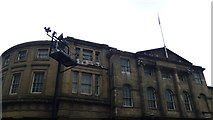 NZ2563 : The old Guild Hall in Newcastle upon Tyne by Jeremy Bolwell