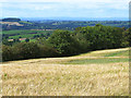 NY5345 : A view over the Eden Valley by Oliver Dixon