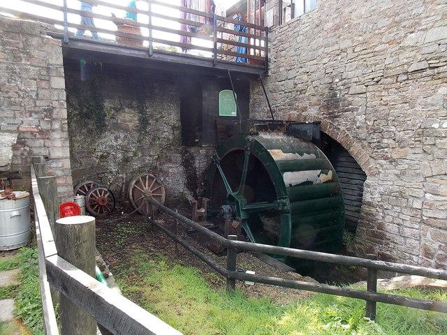 Abbi the Water Wheel, Tintern