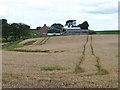 NY5447 : King Harry Farm by Oliver Dixon